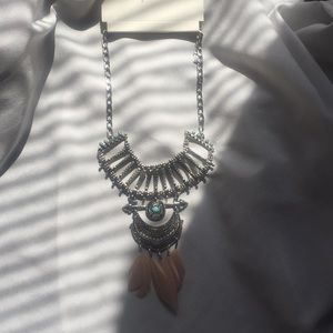 American Eagle Outfitters Jewelry - American Eagle brand gorgeous tribal necklace